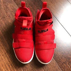 Boys' Nike LeBron sneakers